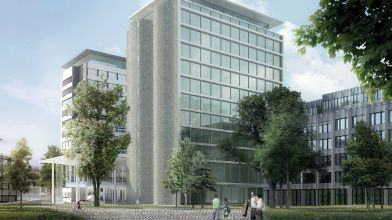 Helvetia Campus Bâle
