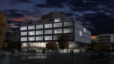 ETH Labor- und Forschungsgebäude D-BSSE, Basel