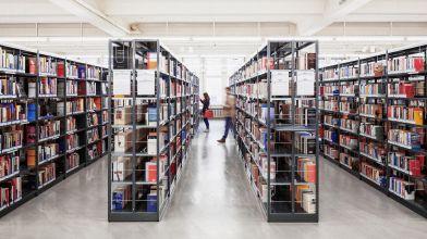 Kantons- und Stadtbibliothek, St. Gallen