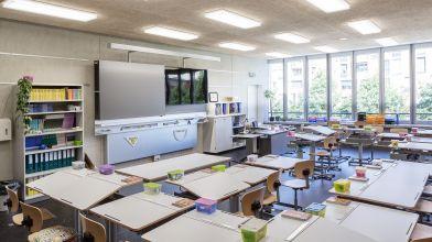 Schulanlage Blumenfeld, Zürich