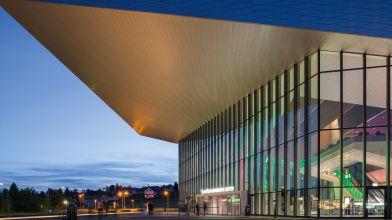 SwissTech Convention Center, Lausanne