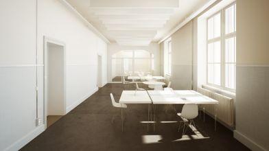 Umbau und Gesamtsanierung Hauptbau Kaserne, Basel