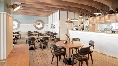 Neugestaltung Hafenbecken und Restaurant, Romanshorn