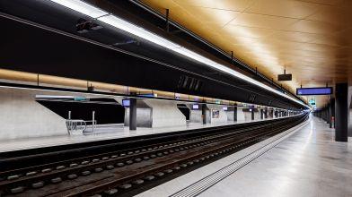 SBB Löwenstrasse Bahnhof Ost, Zürich