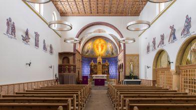 Eglise Herz Jesu, Samedan