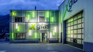 X-Glas Showroom, Trimmis